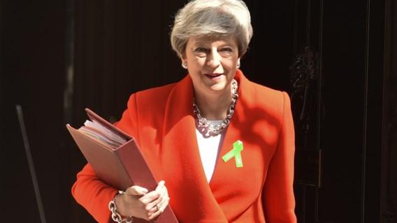 May wil parlementsleden laten stemmen over tweede referendum