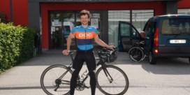 Met de fiets van Moskou, Rusland naar Moscou, Gent