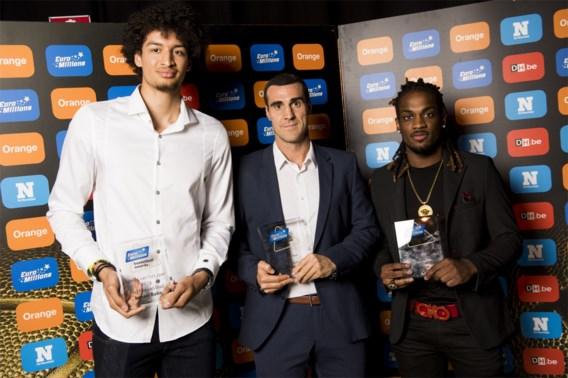Telenet Giants Antwerp grossiert in prijzen op Basketbal Awards met Speler van het Jaar, Coach van het Jaar én MVP