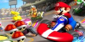 Mario op de vlucht voor gokboetes