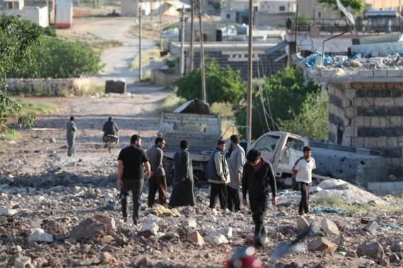 Washington vermoedt dat regime nieuwe chemische aanval uitvoerde in Syrië