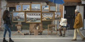 Banksy weggejaagd in Venetië