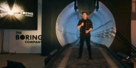 Musk gaat eerste commerciële tunnel graven in Las Vegas