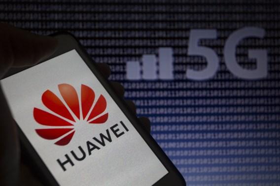 Huawei-filiaal in Gent op zwarte lijst Amerikaanse overheid