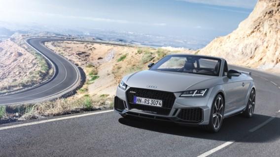 Audi stopt met sportwagens TT en R8