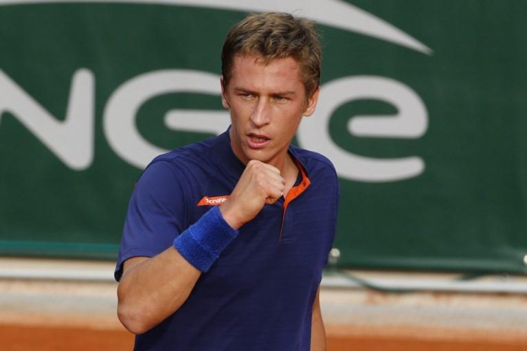 Minnen grijpt net naast plaats op hoofdtabel Roland Garros, Coppejans mag dromen van Nadal, Kyrgios stuurt zijn kat