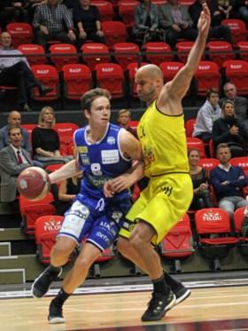 Telenet Giants Antwerp opent play-offs zinderend en boekt elfde opeenvolgende zege
