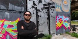 Kunst tegen afbraak graffititempel