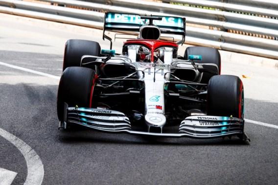 Hamilton verovert de pole in Monaco, drama voor Leclerc