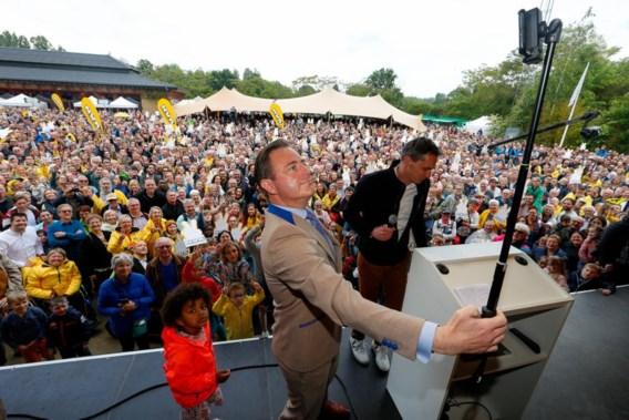 Bart De Wever: 'Wij kunnen het waarmaken'