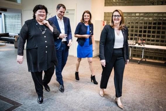 Vlaams-Brabant, waar Open VLD zijn beste vrouwen uitspeelt