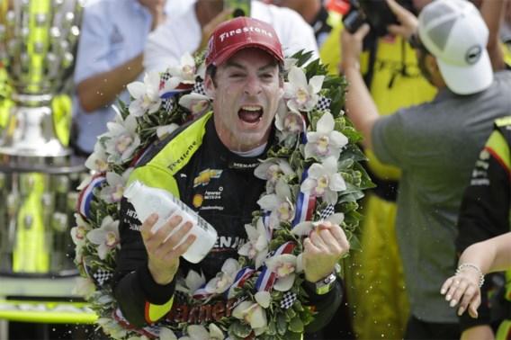 Fransman Simon Pagenaud is de beste in legendarische Indy 500