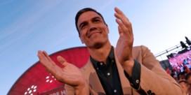 Spaanse sociaaldemocraten groeien nog