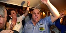 Guy D'haeseleer (Vlaams Belang) scoort goed in verkiezingen Oost-Vlaanderen