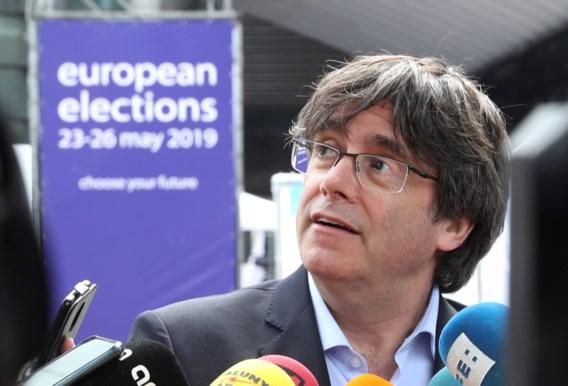 Catalaanse separatisten waarschijnlijk naar Europees Parlement