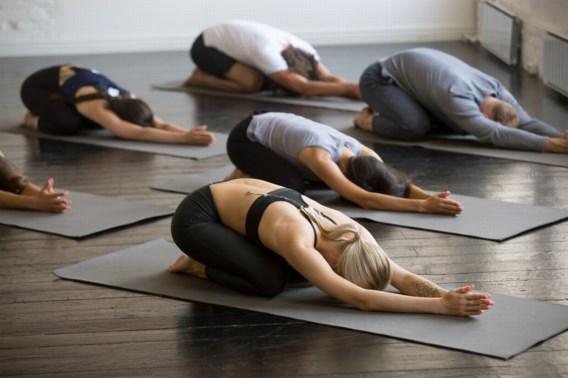 Yogakledij is te gewaagd voor Iran
