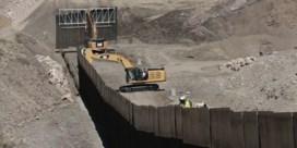 Crowdfunding financiert stukje muur tussen VS en Mexico