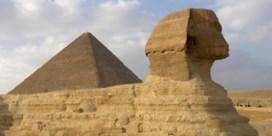 Waarom hebben Egyptische beelden vaak geen neus meer?