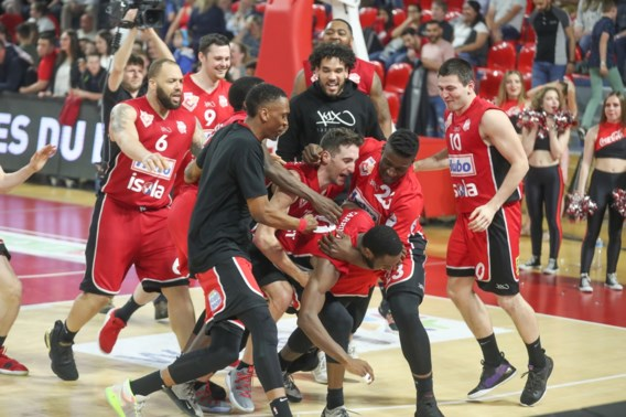 Verrast Limburg United opnieuw in halve finales play-offs basketbal?