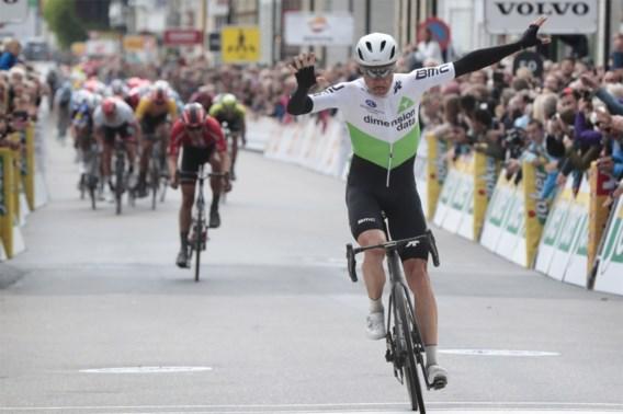 Lotto Soudal valt aan, maar Boasson Hagen wint derde rit in Ronde van Noorwegen