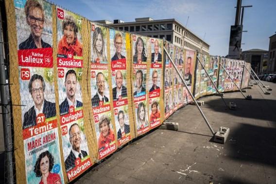 Brusselse moslims kiezen PS, joden MR
