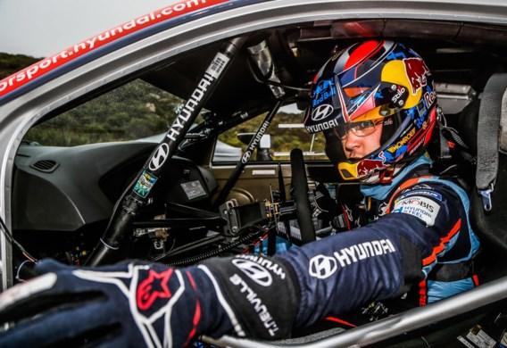 """Thierry Neuville zet snelste tijd neer in shakedown in rally van Portugal, maar """"de ritten van vrijdag zijn nieuwe uitdaging"""""""