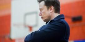 Elon Musk dit jaar al bijna 5 miljard dollar armer