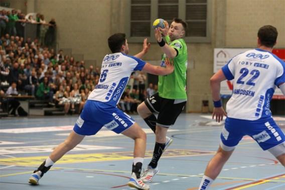 Achilles Bocholt dwingt derde wedstrijd af in strijd om Belgische handbaltitel
