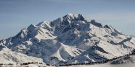 Nog maar beperkt aantal klimmers toegelaten op Mont Blanc