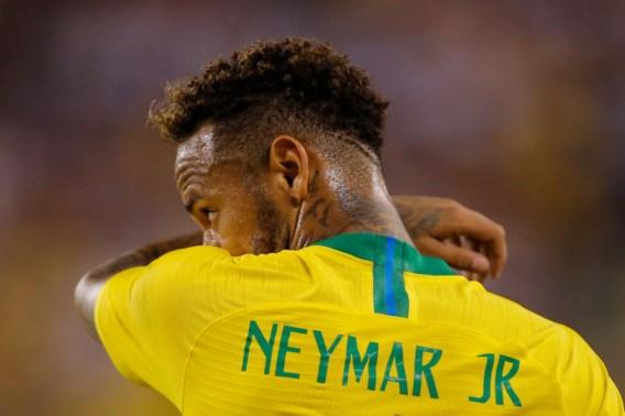 Neymar ontkent verkrachting: 'Het was een val en ik ben erin getrapt'