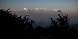 Acht bergbeklimmers vermist in de Himalaya