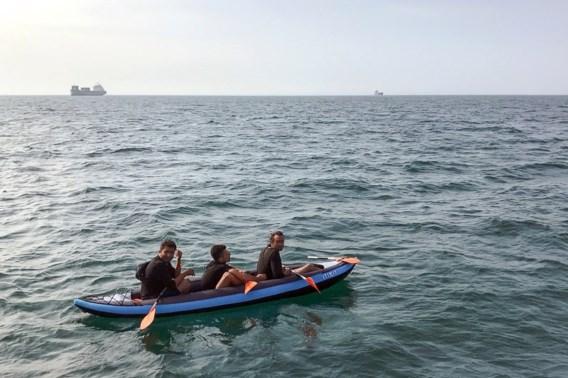 'Zeer verontrustend' aantal migranten probeert Kanaal over te steken