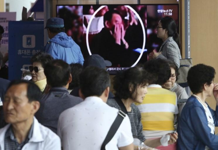 Naar werkkamp gestuurde Noord-Koreaanse topdiplomaat in openbaar verschenen