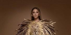 Beyoncé kleedt zich als <I>lion queen</I>