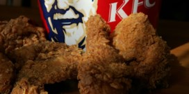 Elsene lust Kentucky Fried Chicken niet
