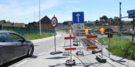 Halle maakt werfzone veiliger voor fietsers en voetgangers