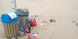 300 extra afvaleilanden op strand
