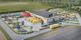 Distributiecentrum van DHL keert terug naar Roeselare