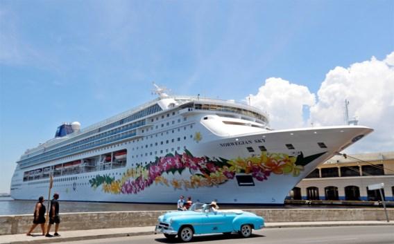 Trump verbiedt Amerikaans toerisme naar Cuba