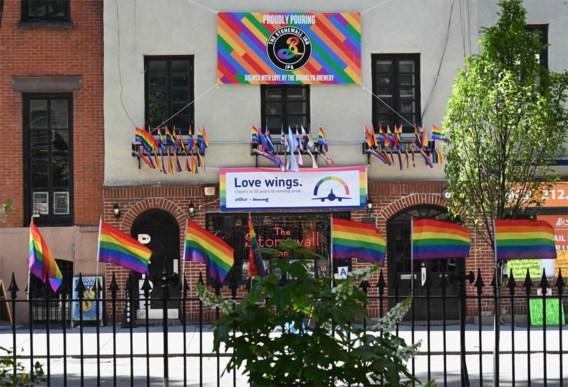 New Yorkse politiechef verontschuldigt zich voor antihomogeweld in Stonewall vijftig jaar geleden