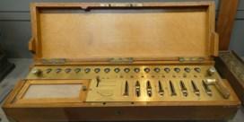 Een van de eerste rekenmachines gaat onder de hamer