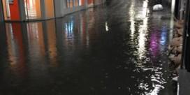 Halle opnieuw getroffen door wateroverlast