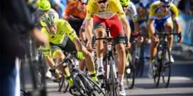 """Zware kritiek op organisatie Ronde van Luxemburg na zware val: """"Die finish en afsluiting was vragen om problemen"""""""