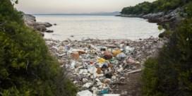 België is het spoor van zijn afval bijster