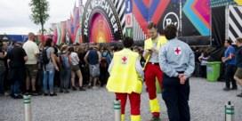 Bloeddonoren worden beloond met blik achter schermen van Rock Werchter
