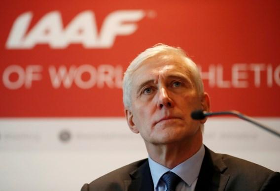 IAAF handhaaft schorsing van Rusland en verandert in oktober van naam
