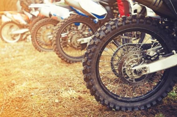 Motorrijders betrapt in natuurgebied in Beveren, motoren in beslag genomen