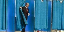Tokajev wordt nieuwe president van Kazachstan