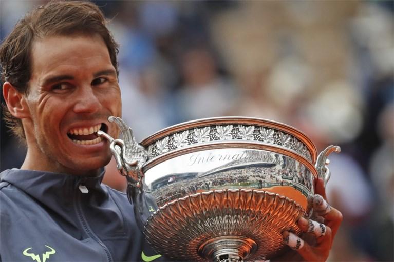 Magistrale Rafael Nadal schrijft geschiedenis in Parijs en wint voor twaalfde keer Roland Garros
