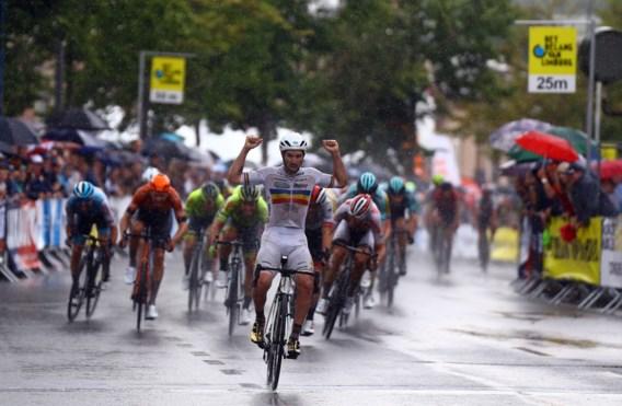 Primeur: Roemeens kampioen de snelste in Ronde van Limburg